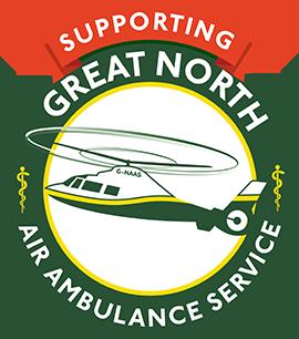 Great North Air Ambulance - charity